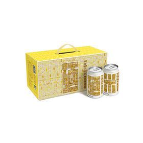 罐装锁鲜365天丨龙米家家香金色富硒300g*8罐装/箱