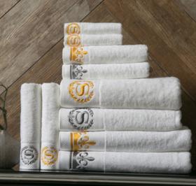 【毛巾】简约 全棉/纯棉 毛巾/浴巾/地巾/面巾 - 缔歌纺织