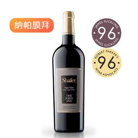 【纳帕膜拜酒】JS96 RP94+ 思福酒庄1.5鹿跃区赤霞珠2013