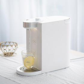 SCISHARE心想 即热饮水机 3秒速热 6段水温 一键任意杯量