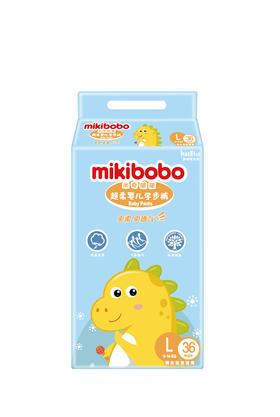 mikibobo米奇啵啵超柔婴儿学步裤-2包装(默认发XL码,如有特殊要求请备注)