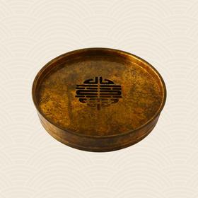 故宫博物院 双喜茶盘