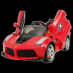 超值团丨最新款RASTAR法拉利FXXK儿童电动童车