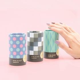 莫兰迪色水性胶囊甲油丨法国革新色彩技术,延禧宫廷色系,易涂可撕的指尖高级灰