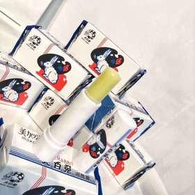 【春节不打烊 买一赠一】国货经典美加净大白兔奶糖味润唇膏3g大白兔润唇膏
