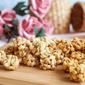 【健康零食】奇亚籽谷物一口脆100g 一口一个 随时随地