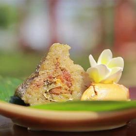 「万宁」温氏和乐粽子-万宁利嘉食品有限公司的扶贫产品