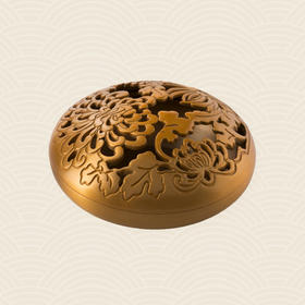 故宫博物院 万寿金菊炉