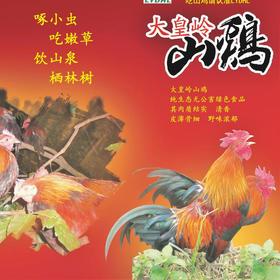 「儋州」大皇岭山鸡-儋州大皇岭农业开发中心的扶贫山鸡(仅限儋州那大市区)