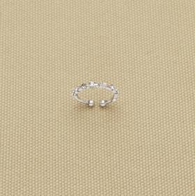 PANACHE CHASUNYOUNG 幸运尖头造型水晶戒指