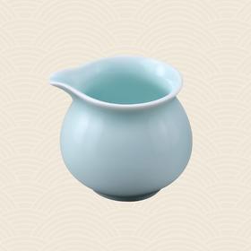 故宫博物院 影青釉公道杯