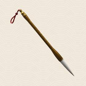 故宫博物院 紫禁城铜毛笔