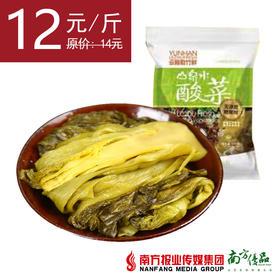 【鲜香酸脆】山泉水酸菜 500g/包