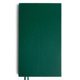 一本自然丨叶子本 内含100张树叶线稿插画 空白页笔记本