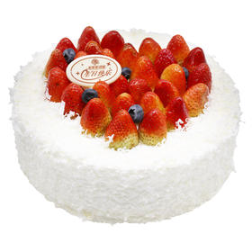 草莓季蛋糕 |「倾慕」