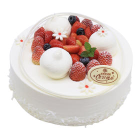 草莓季蛋糕 |「格林童话」