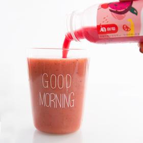 果析NFC鲜榨果汁 | 无水无糖 10倍膳食纤维 馥郁绵软 |255ml*6瓶【严选X乳品茶饮】