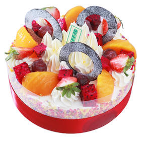 草莓季蛋糕 |「简单•恋」