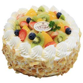 草莓季蛋糕 |「眉飞色舞」