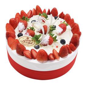 草莓季蛋糕 |「星球坠落」