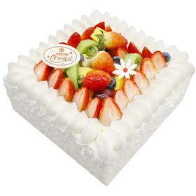 草莓季蛋糕 |「莓丽甜心」