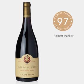 【RP97 勃艮第TOP3】超高收藏价值!Ponsot彭寿酒庄荷西园老藤特级园干红2006