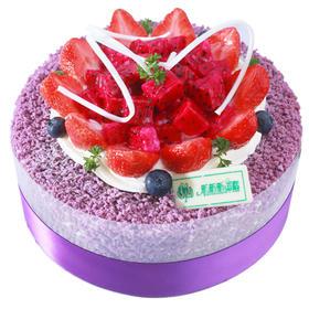 草莓季蛋糕 |「爱情漩涡」