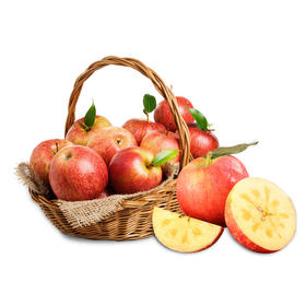 优选新品| 阿克苏冰糖心苹果 脆甜多汁无渣  9斤大果实惠家庭装(80-90果)包邮