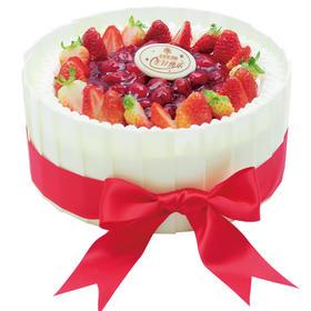 草莓季蛋糕 |「完莓无瑕」