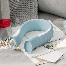 Jordan&Judy佐敦朱迪 注水式马卡龙U型硅胶热水袋