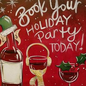 Happy Vino圣诞美酒派对 Festival Fete Du Vin