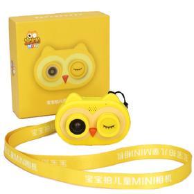 新一代宝宝拍 儿童MINI相机