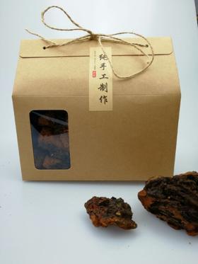 俄罗斯野生桦树茸~15年茸龄小块(500g)