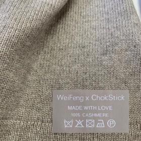 鄂尔多斯100%纯羊绒纯色小围巾 | 4 款