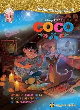 Aventuras de Película COCO Disney Pixar