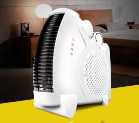 冬季取暖器 家用小型立卧电暖气 迷你小空调 冷暖两用办公室暖风机