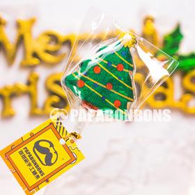 PAPABONBONS圣诞代糖棒棒糖圣诞礼物买二送一全场包邮