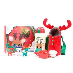 Duvall杜瓦尔 圣诞麋鹿保温杯礼盒