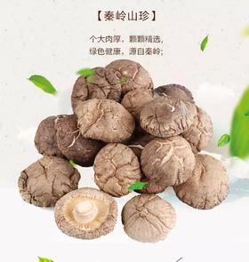 陕南白河特产 香菇干货250g  干货特产