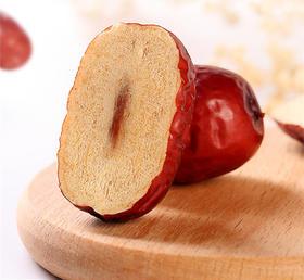 特级若羌灰枣5斤礼盒装   自然树上干   甜糯紧实   果肉饱满