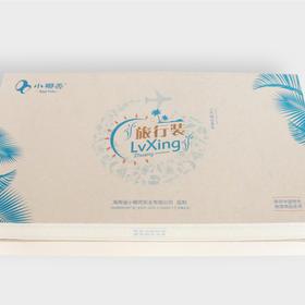 「万宁」椰壳餐具套装系列-海南省小椰壳实业公司的扶贫产品