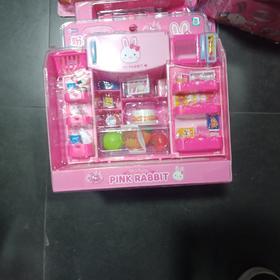 粉红兔冰箱17112