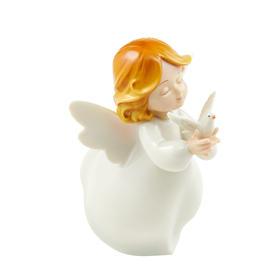法蓝瓷 白鸽天使 摆饰