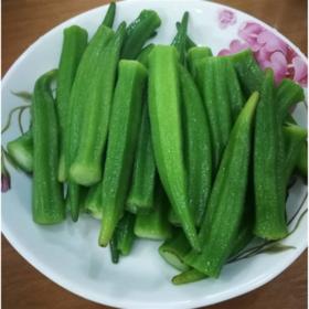 「万宁」鲜秋葵-万宁济民果菜合作社的扶贫鲜秋葵