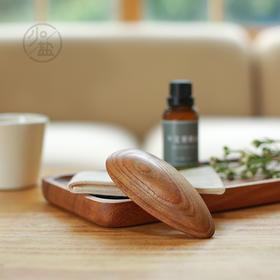 「木质刮痧板」手工制作 温润舒适