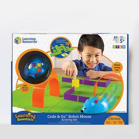 【圣诞秒杀】Learning Resources 编程老鼠迷宫玩具儿童编程玩具