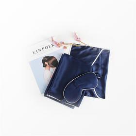 金三塔丨真丝眼罩枕套套装