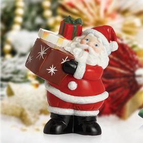 franz法蓝瓷 欢庆时光 圣诞之礼摆饰