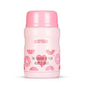 韩国Beddybear杯具熊316花型焖烧罐(甜甜圈)500ml