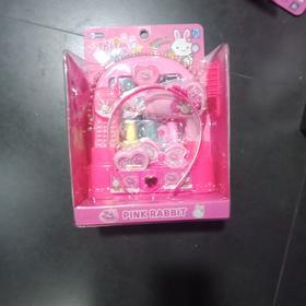粉红兔化妆台17094